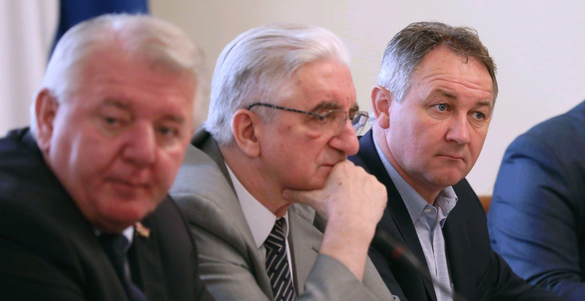 SABOR Odbor za obranu podržao prijedlog Strategije nacionalne sigurnosti, ali ne i Zakona o sustavu domovinske sigurnost