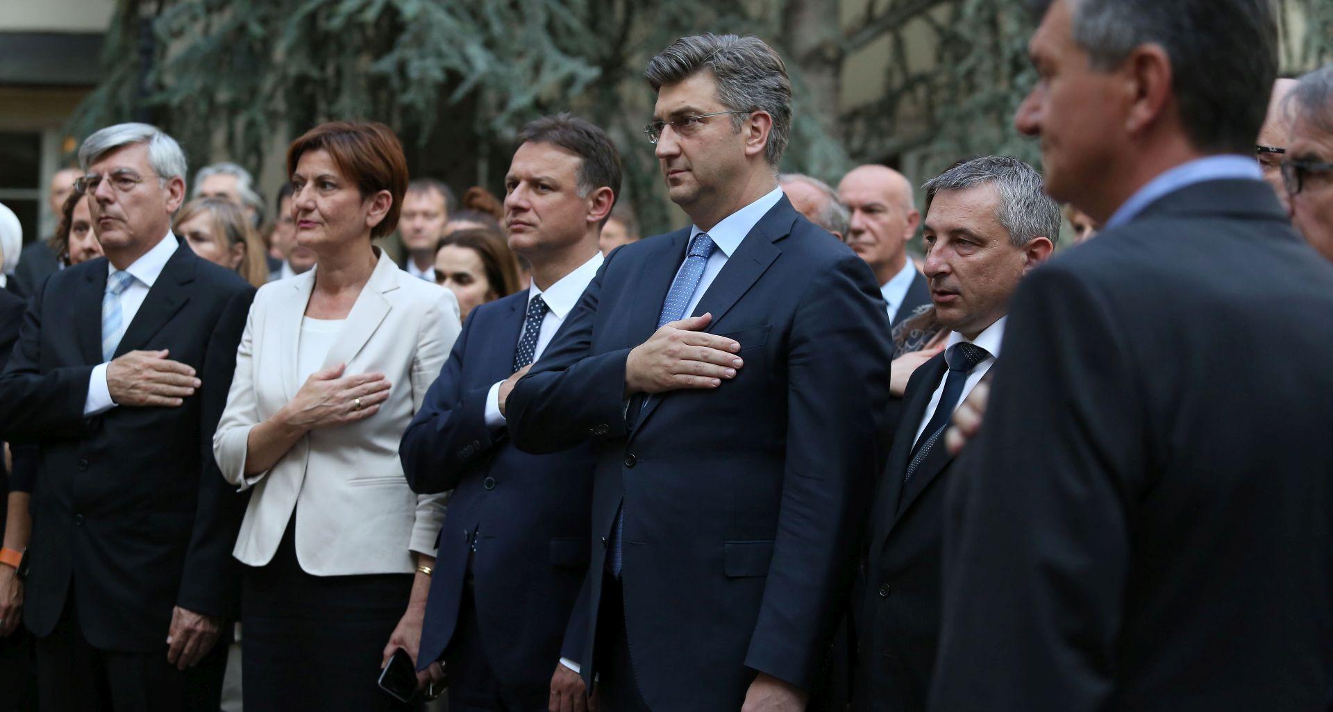 Plenković kaže da je Hrvatska predana strateškim ciljevima u okviru EU-a i NATO-a