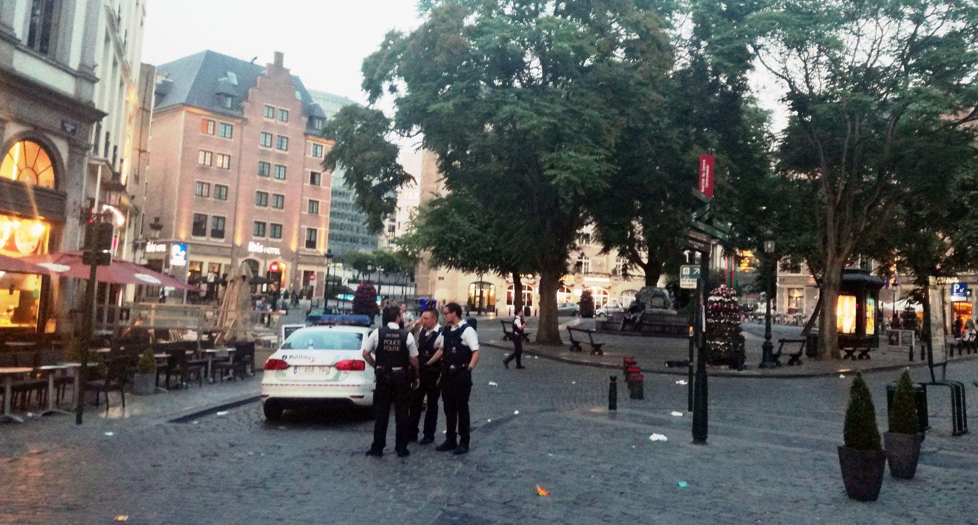 BELGIJA 'Identitet terorista je poznat'