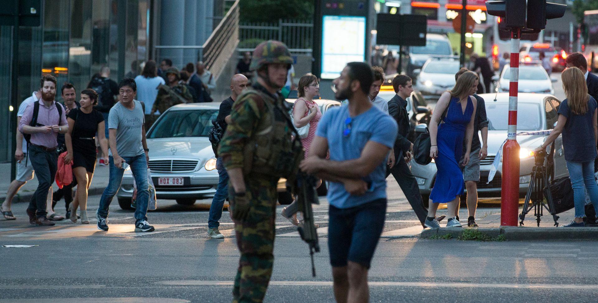 BELGIJA Muškarac se raznio bombom na nogometnom igralištu