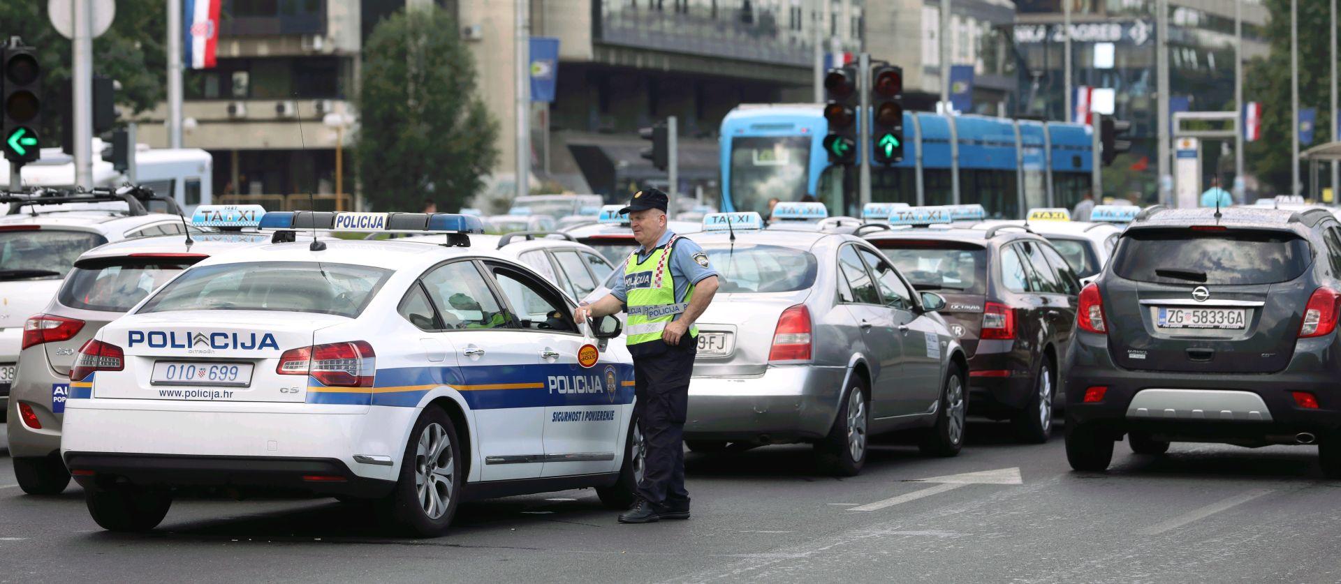 Danas u 17 sati desetominutni prosvjed: Građani zaustavljaju promet