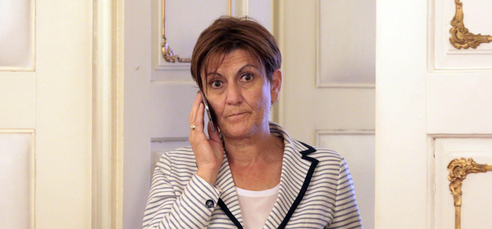 VIDEO: MINISTRICA DALIĆ SBER BANCI I RUSIMA: Ne podržavate oporavak Agrokora!