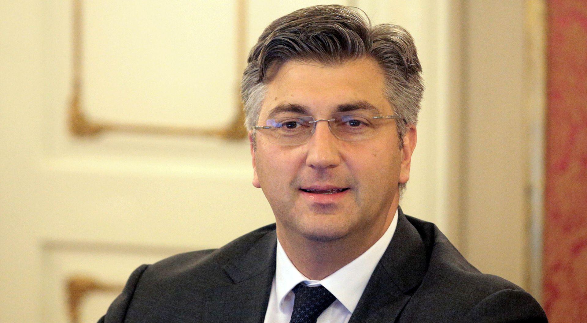 Iz Vlade otkrili je li Plenković pozvan u Otočac
