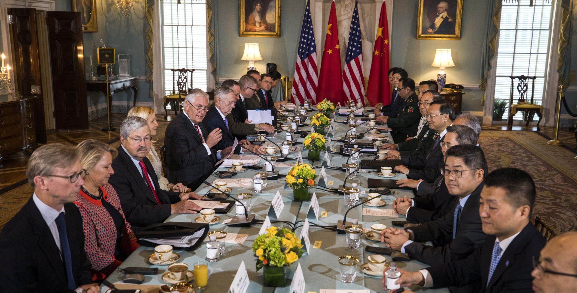 SAD pozvao Kinu da izvrši pritisak na Sjevernu Koreju