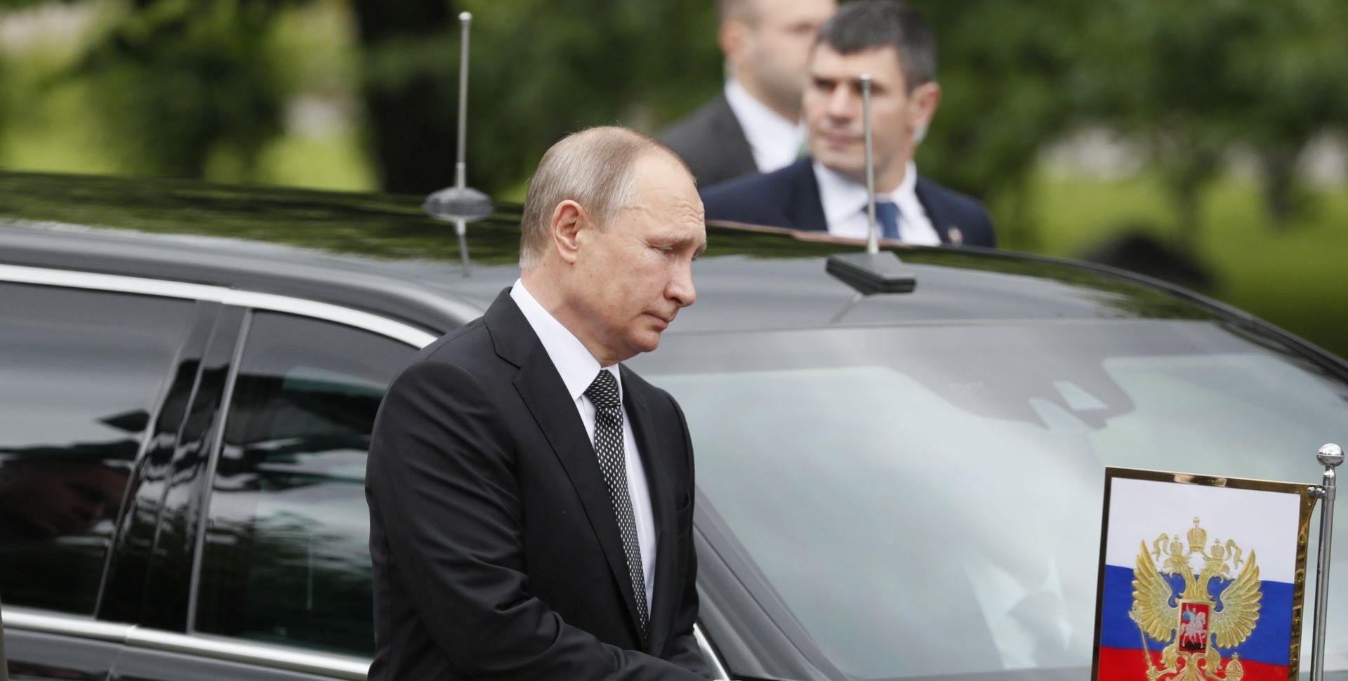 Putin posjetio ljetni kamp za mlade na Krimu, Kijev prosvjedovao