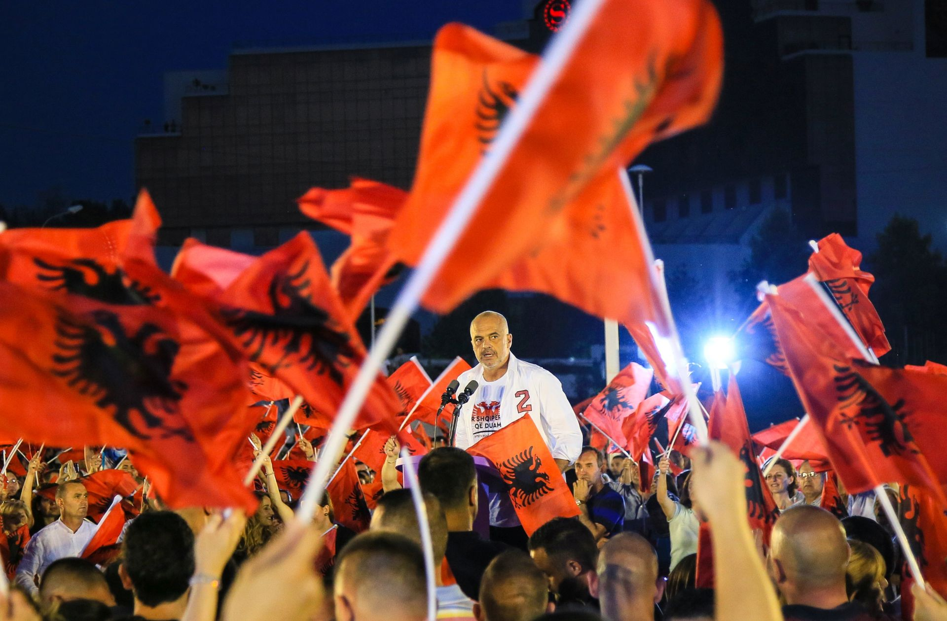ALBANIJA Vladajući socijalisti pred izbornom pobjedom