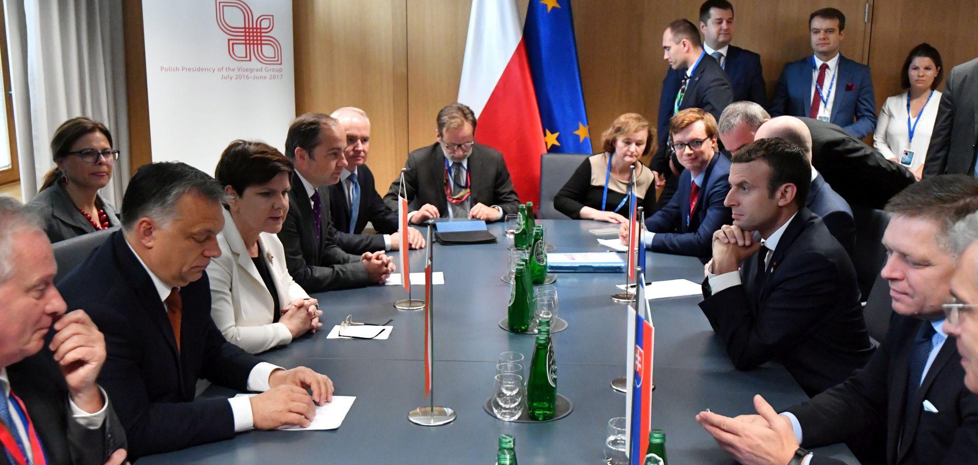Varšava i Budimpešta traže od Macrona da ih poštuje