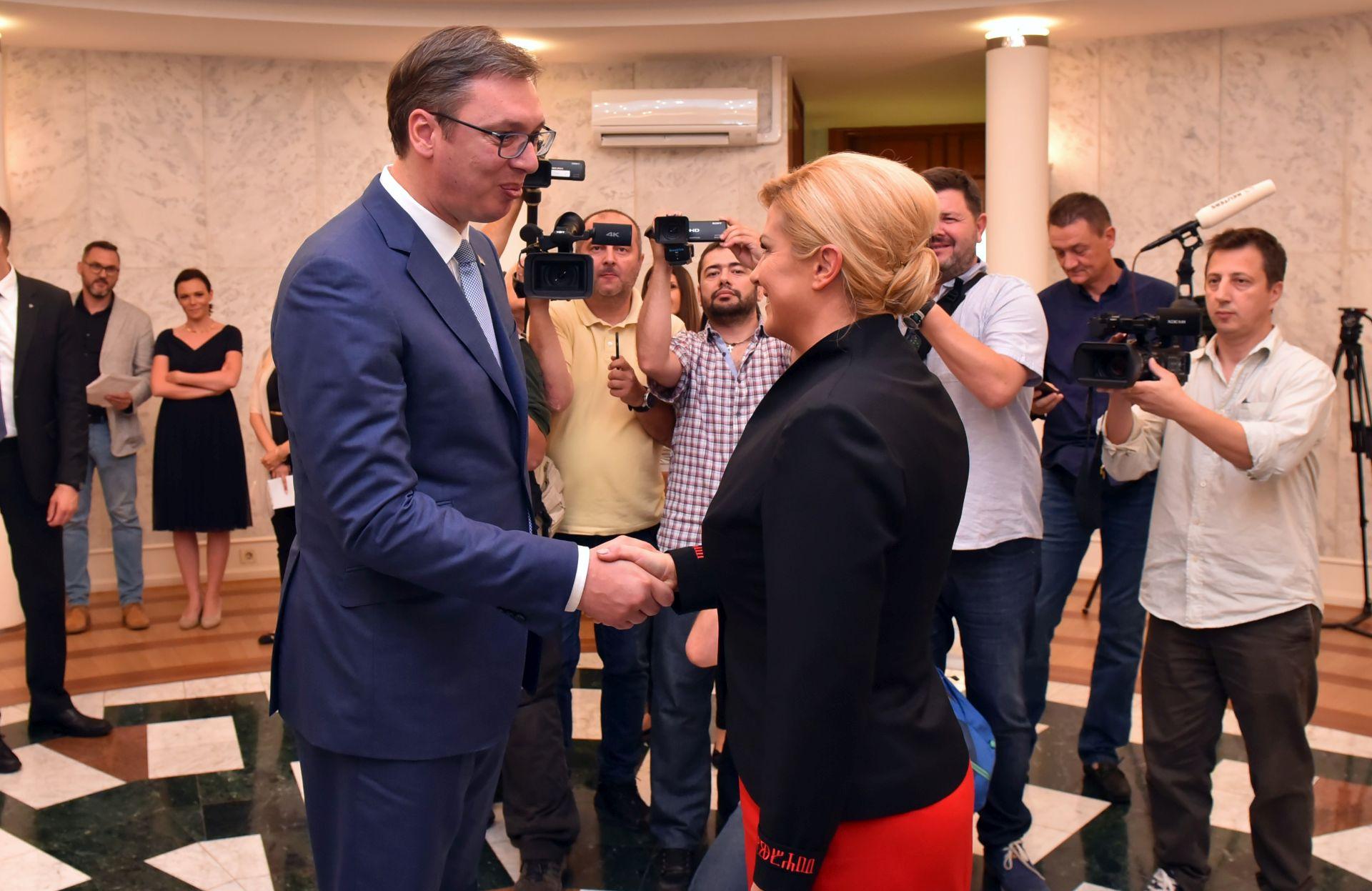 Povodom inauguracije srbijanskog predsjednika Vučića priređena svečanost