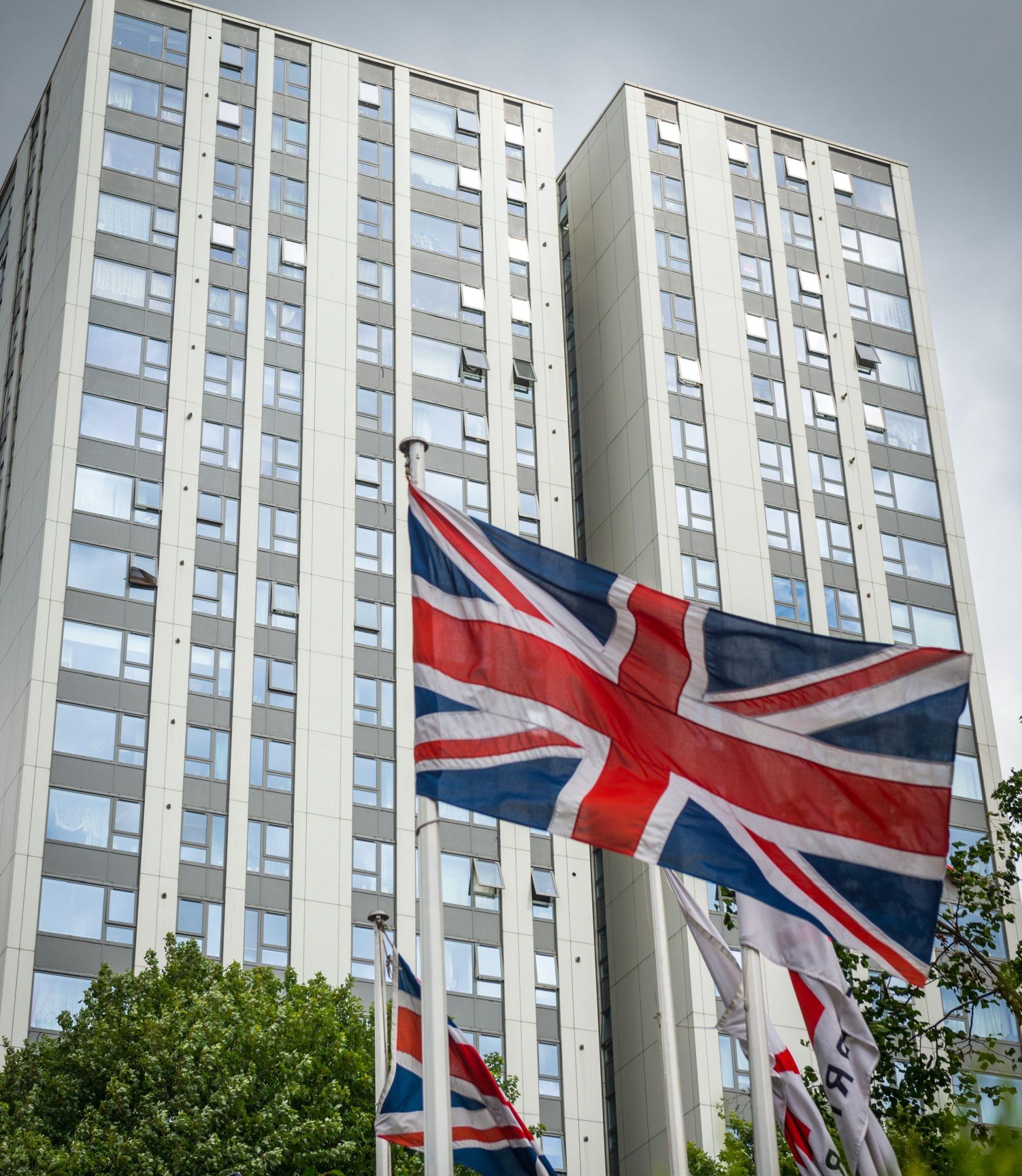 BRITANIJA Šezdeset stambenih nebodera nije u skladu s protupožarnim normama