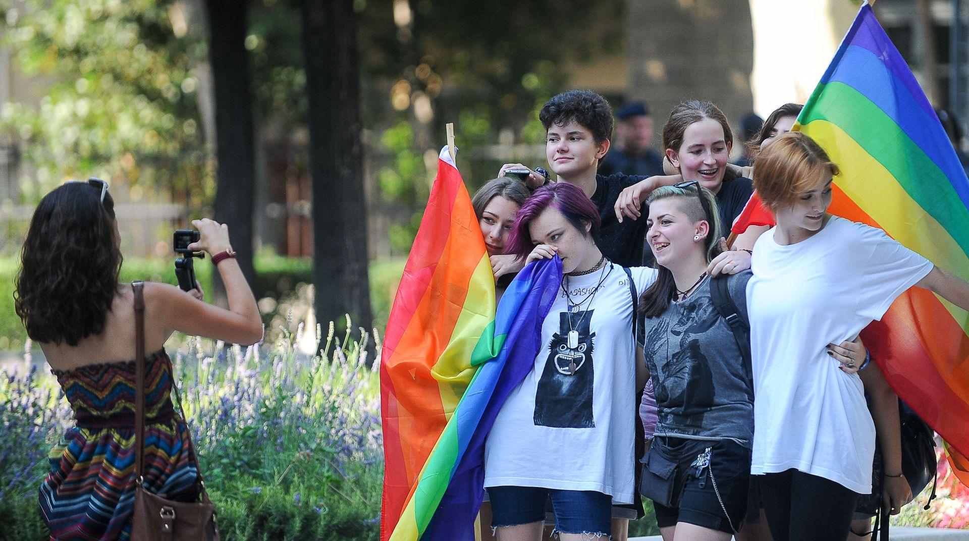 Pride u Splitu završen mirno