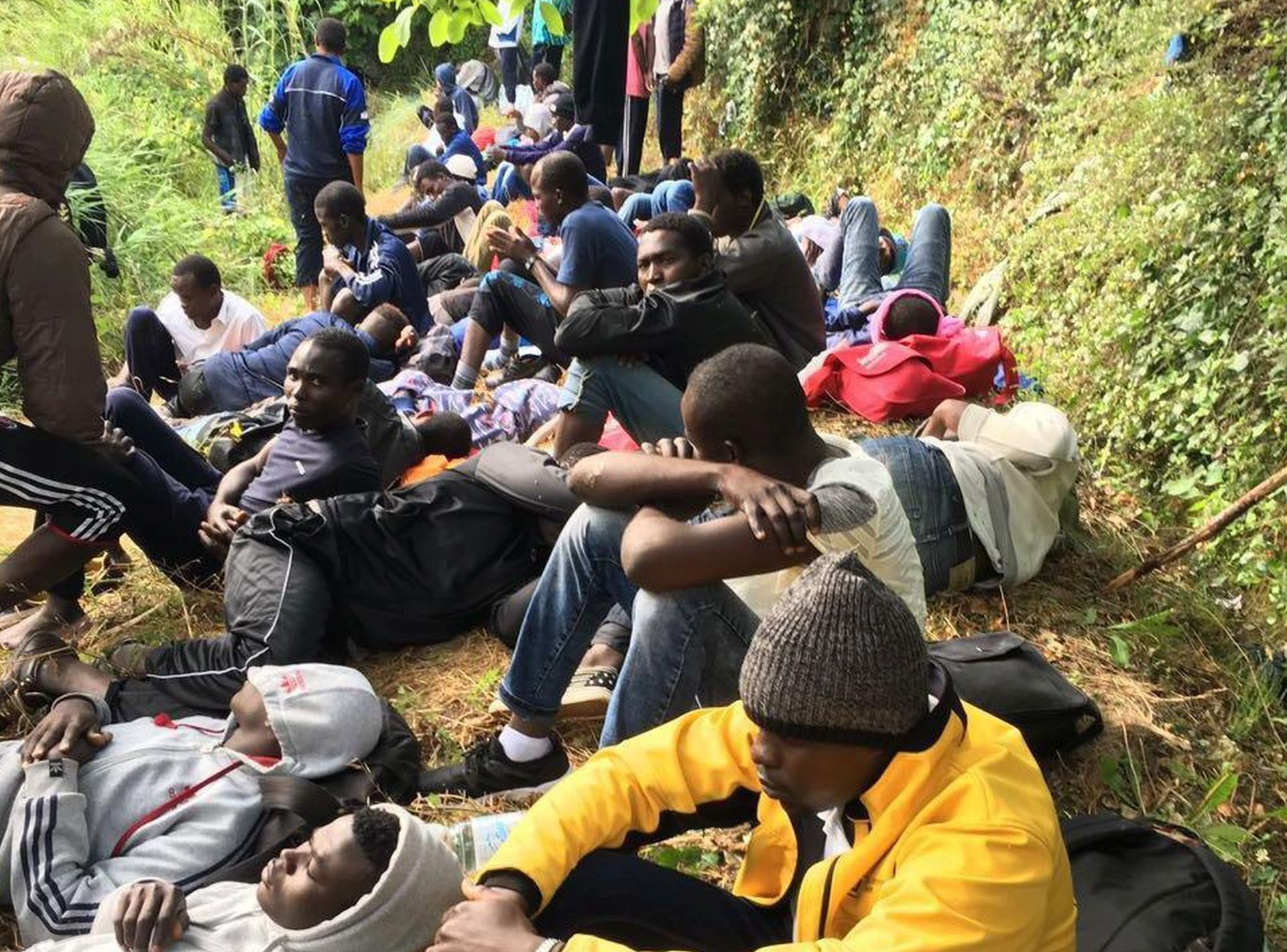 U BiH od početka godine stiglo gotovo pet tisuća ilegalnih migranata