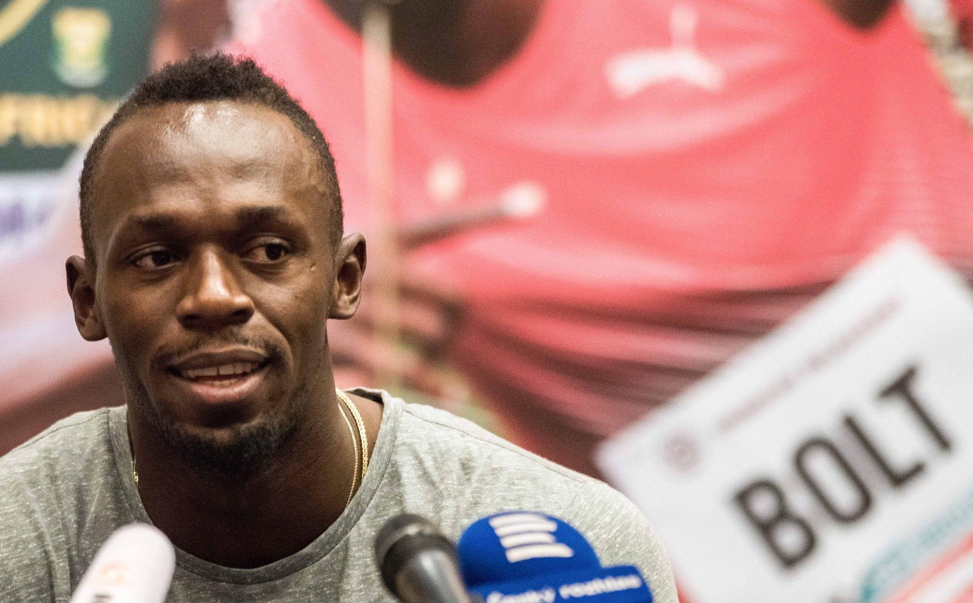 Bolt još jednom potvrdio kraj karijere