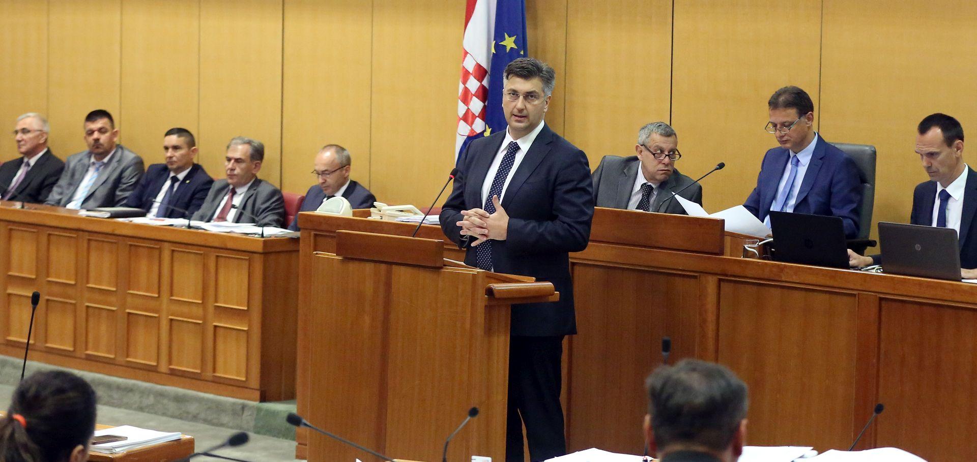 Sabor o nacionalnoj sigurnosti: Potrebna nova strategija dorasla novim izazovima