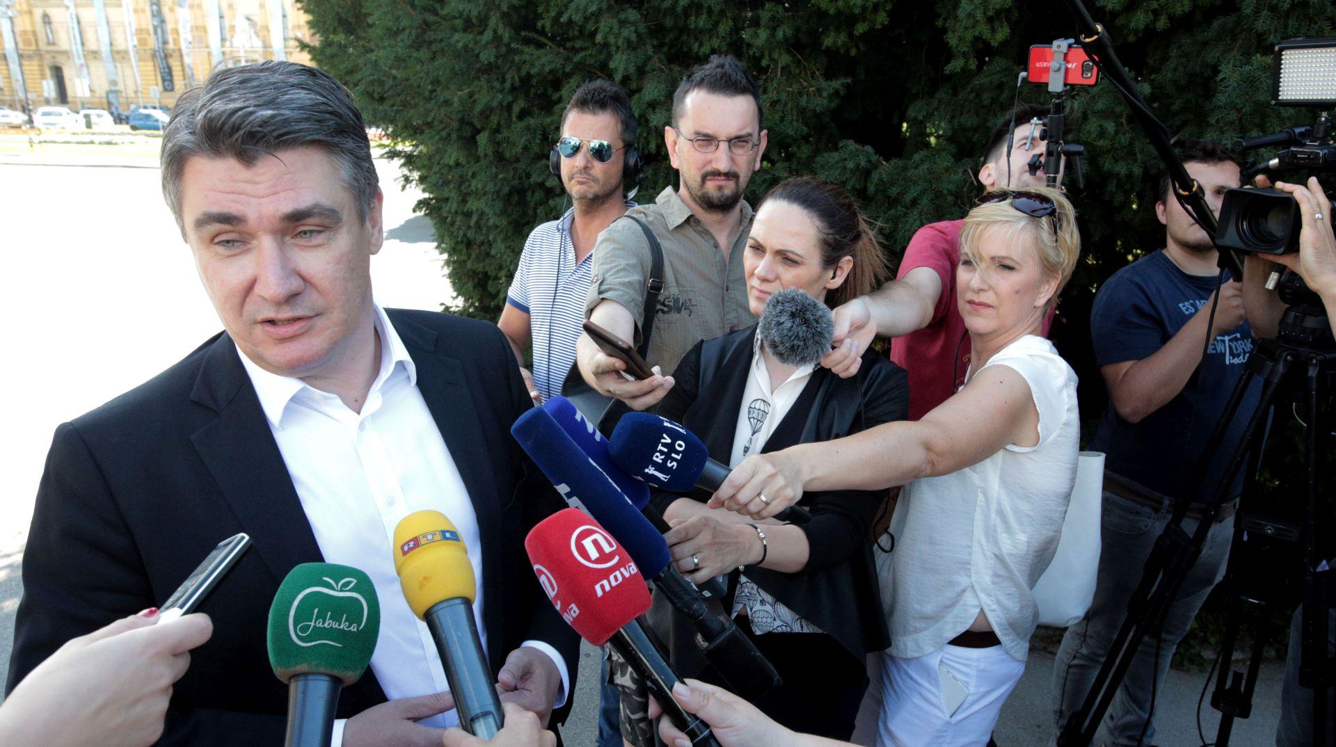 JOSIPOVIĆ 'Milanoviću bi bilo bolje da ide u EP, na Pantovčak ne može'