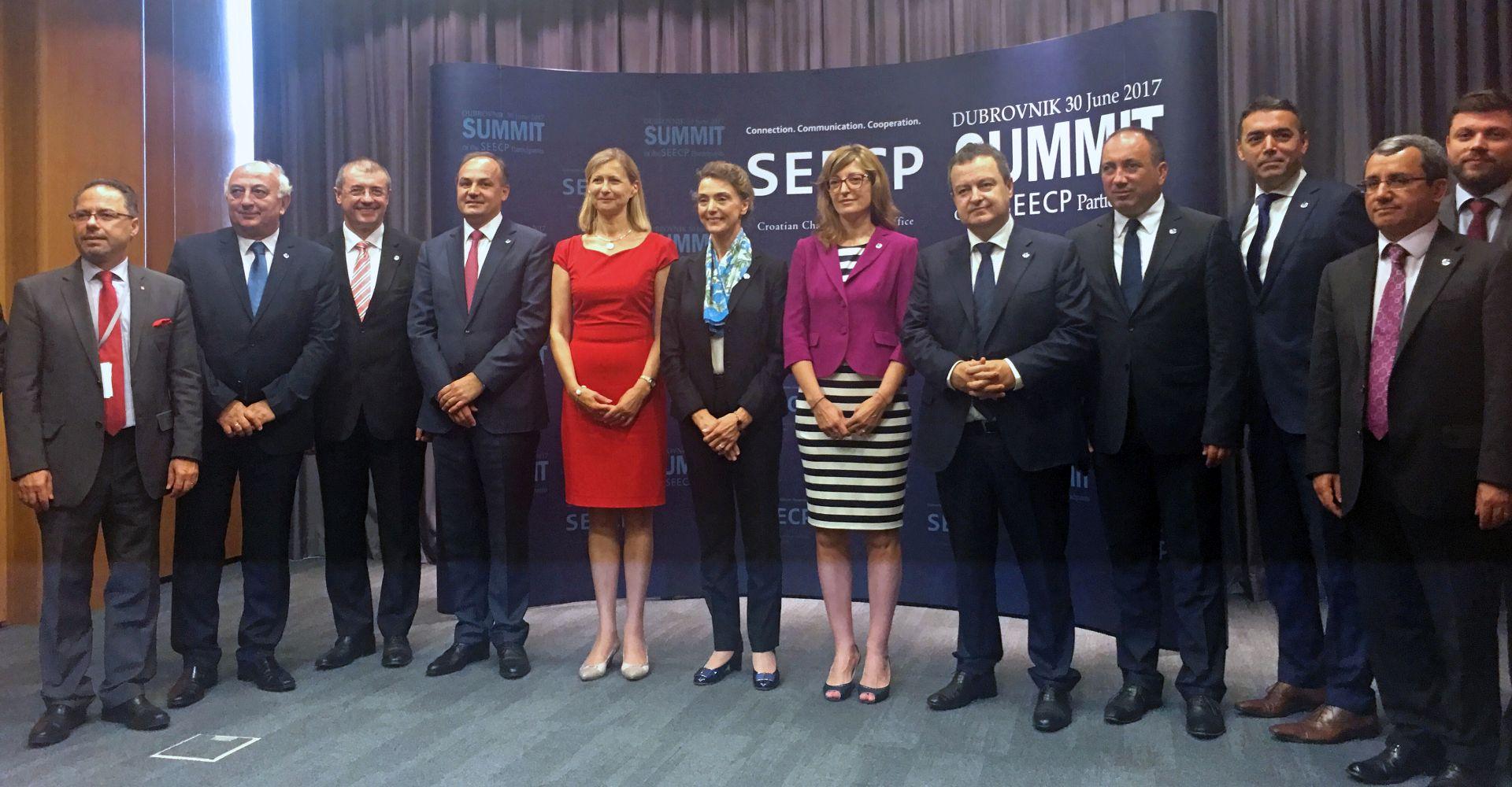 DUBROVNIK Pejčinović Burić otvorila završni sastanak šefova diplomacija SEECP-a