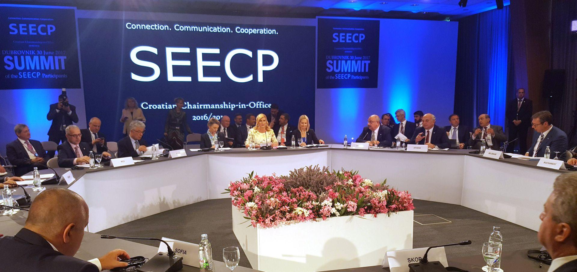 Dubrovačkom deklaracijom Hrvatska završila predsjedanje SEECP-om