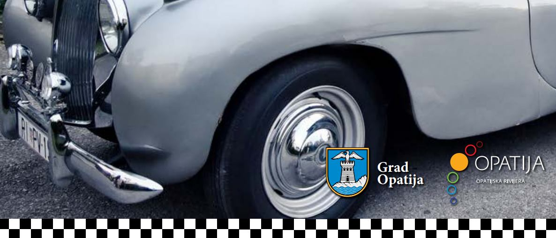 Ovog vikenda održava se Liburnia Classic Oldtimer Rally