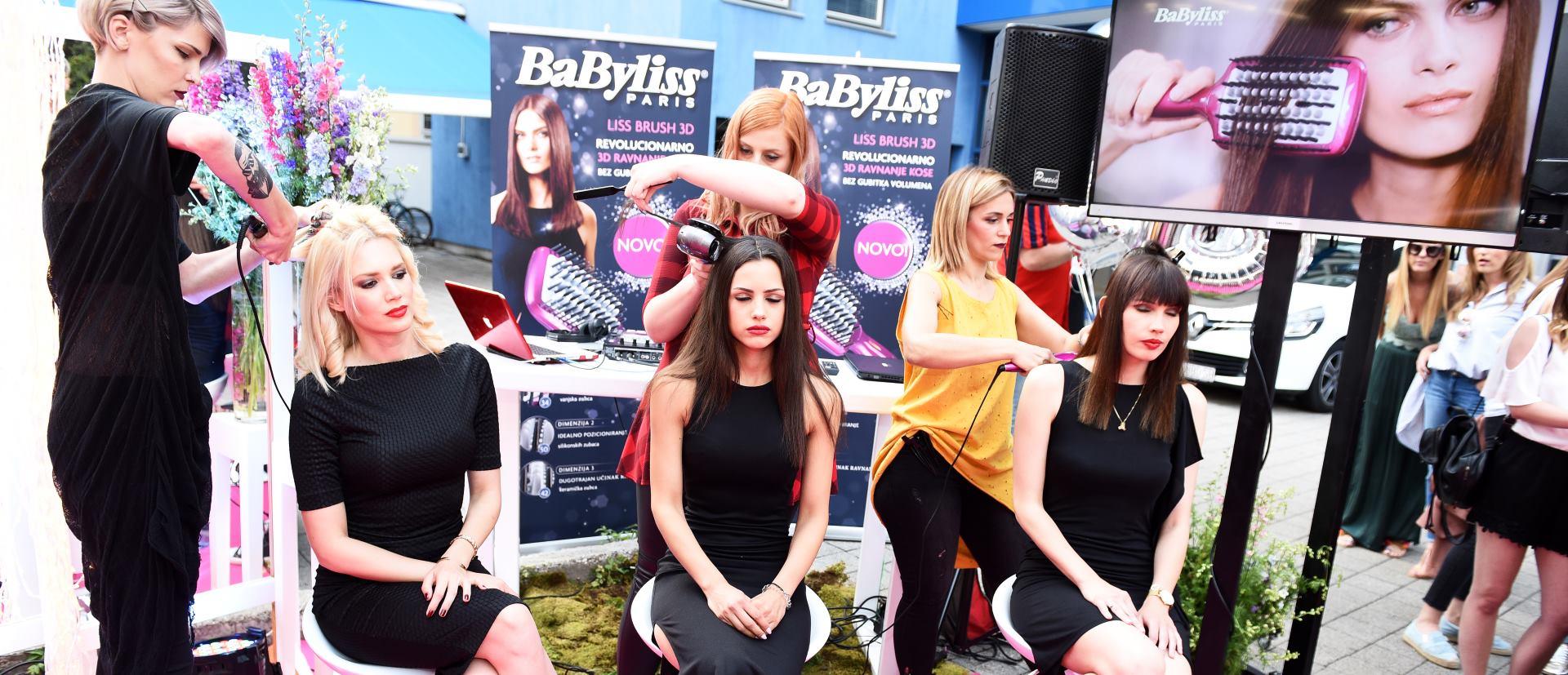 FOTO: Liss brush četka omogućava ravnanje svakog tipa i dužine kose