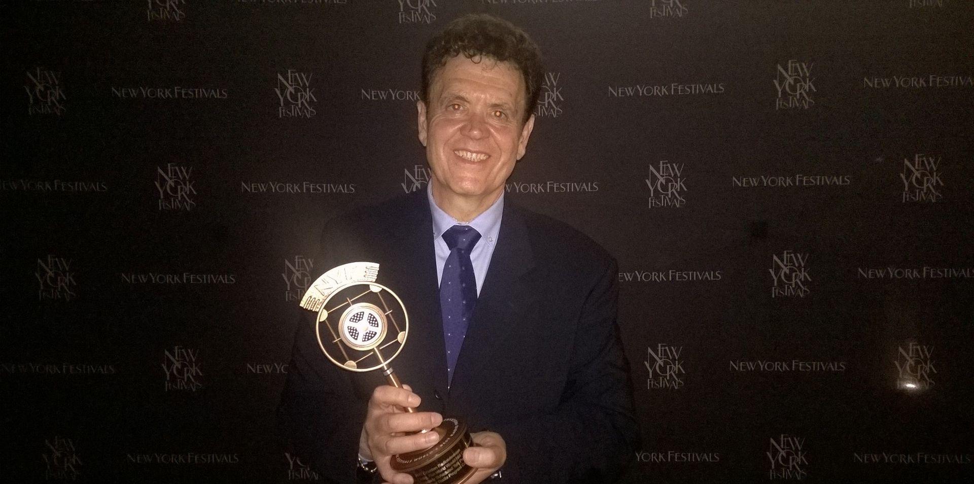 Ljudevitu Grguriću Grgi u New Yorku dodijeljen radijski Oscar za emisiju 'Gladne uši'
