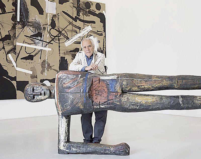 LIKOVNO POVEĆALO Splitska retrospektiva Mimma Paladina – umjetnika koji inteligentno i duhovito pomiče granice