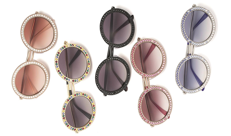 Dolce & Gabbana naočale sa Swarovski kristalima