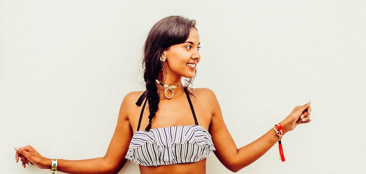 Voditeljica Brit Awardsa, Maya Jama, zaštitno je lice Fresh Island Festivala