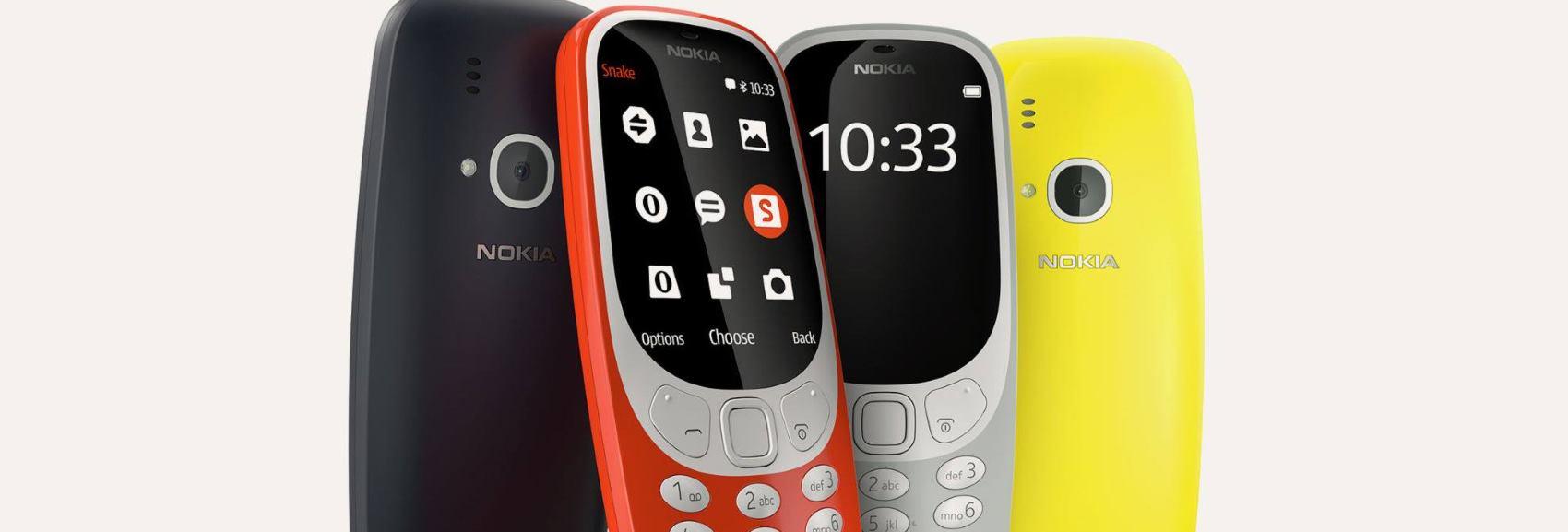NOKIA 3310 Novi model stigao u otvorenu prodaju