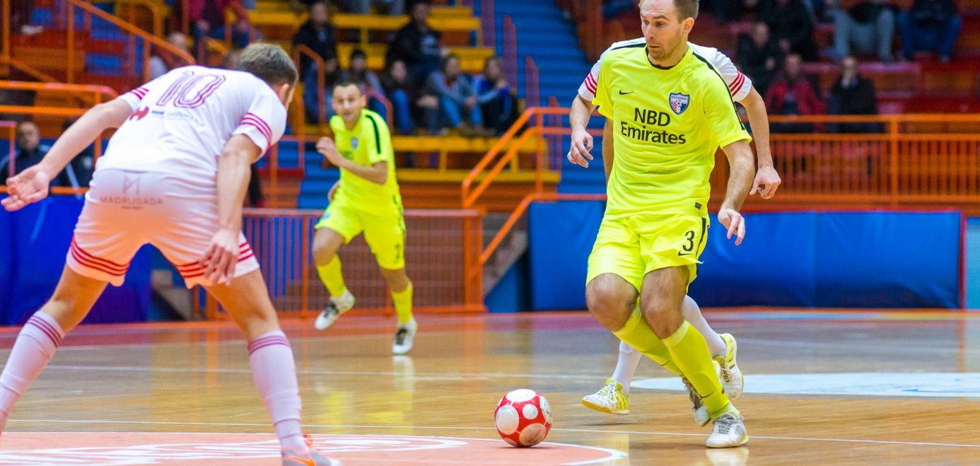 Popratite veliko finale Prvenstva Hrvatske u futsalu