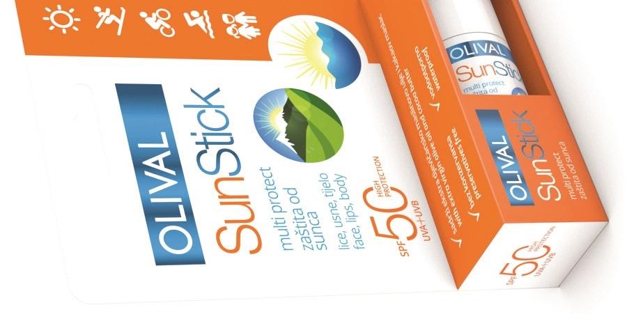 Inovativni stick za zaštitu lica od UV zraka