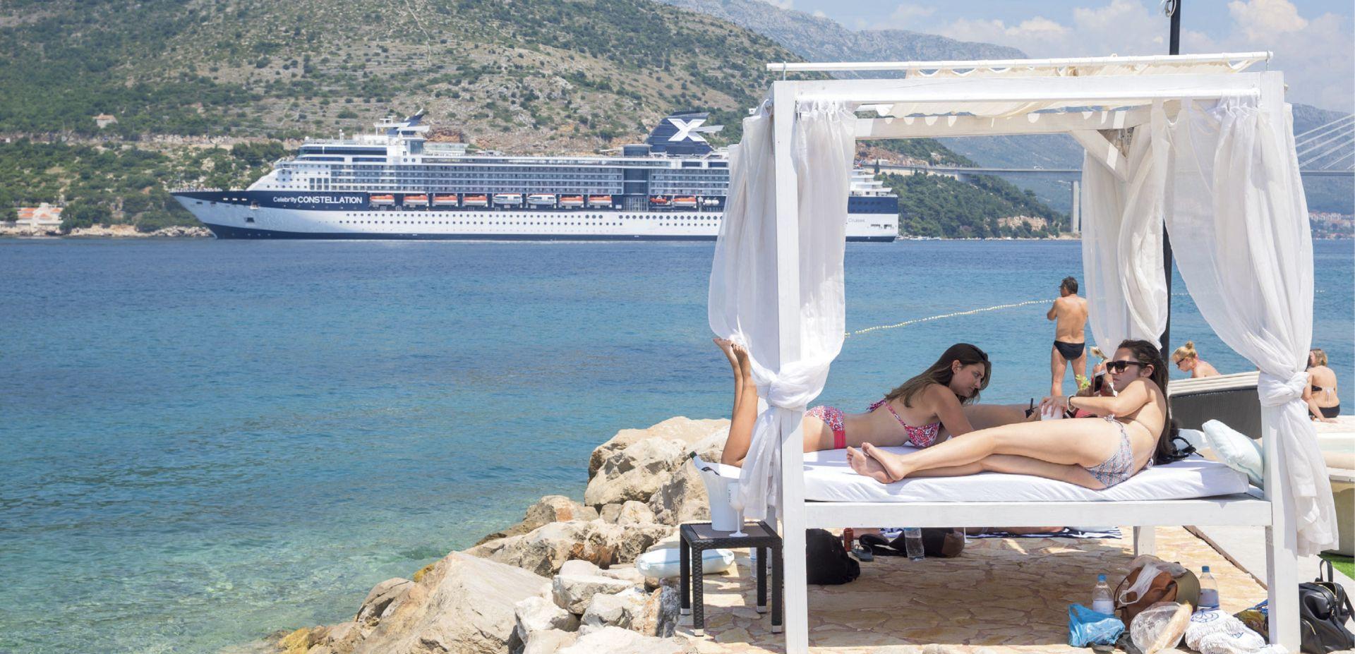 Dva milijuna eura uloženo u uređenje najstarije dubrovačke plaže za mlade bogataše