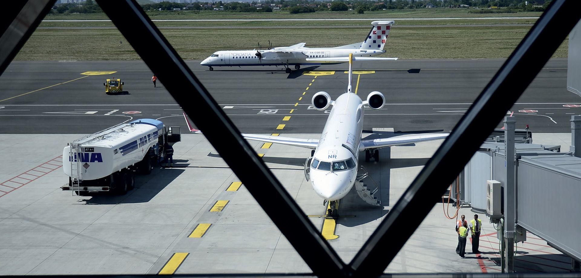 NOVI FINANCIJSKI ŠOK ZA INU: Nema više monopola na opskrbu zrakoplova gorivom