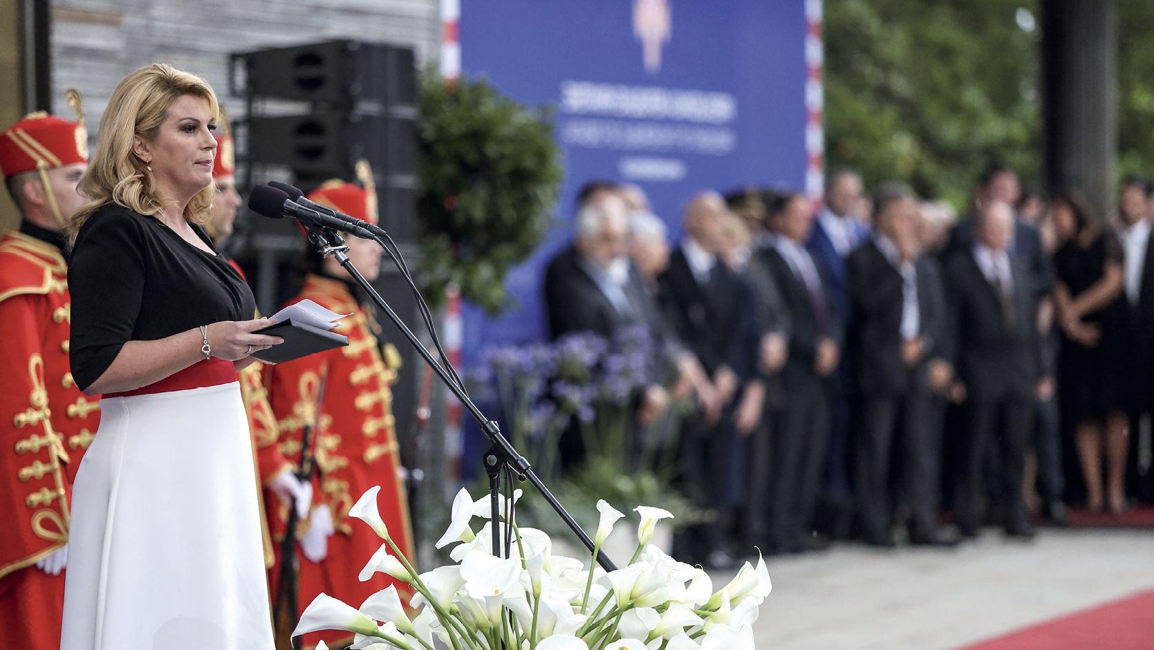 Predsjednica i premijer u tihom ratu za dominaciju u vanjskoj politici