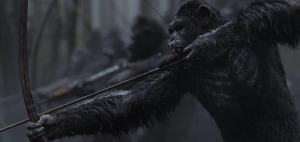VIDEO: Film 'Planet majmuna: Rat' odlično prošao kod publike i kritičara