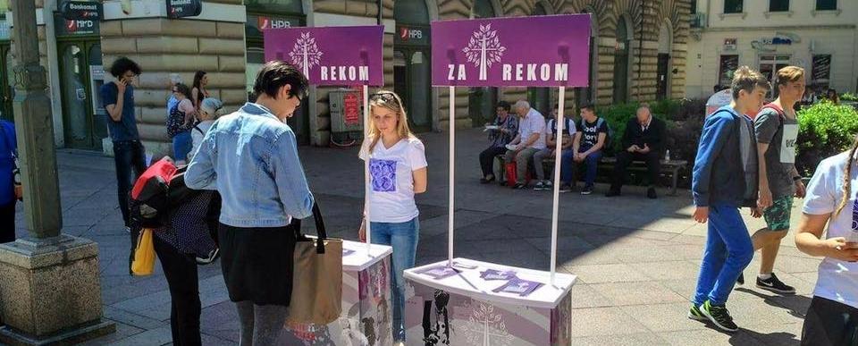 Prikupljeno više od 5 600 potpisa podrške osnivanju REKOM-a
