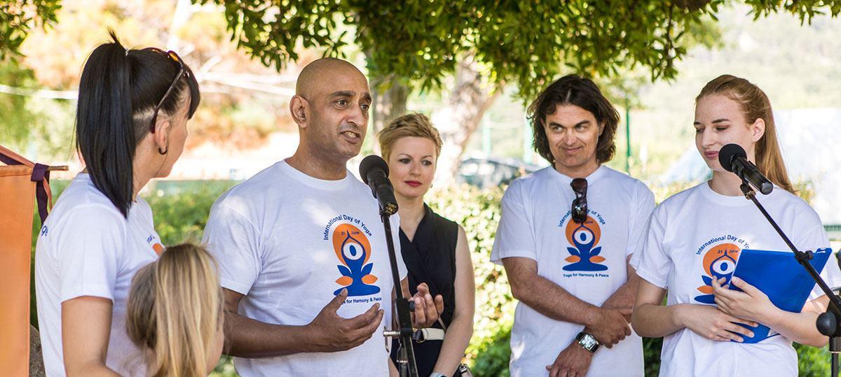Drugu godinu za redom u Baški uspiješno obilježen Međunarodni dan Yoge
