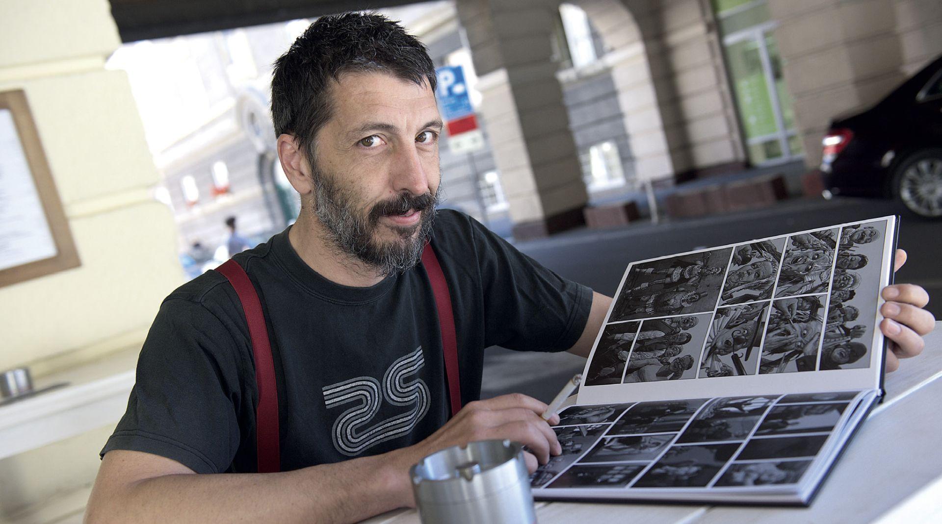 INTERVIEW: SIMON BOGOJEVIĆ NARATH 'Bez drskog arta društvo je osuđeno na tupilo i izumiranje'