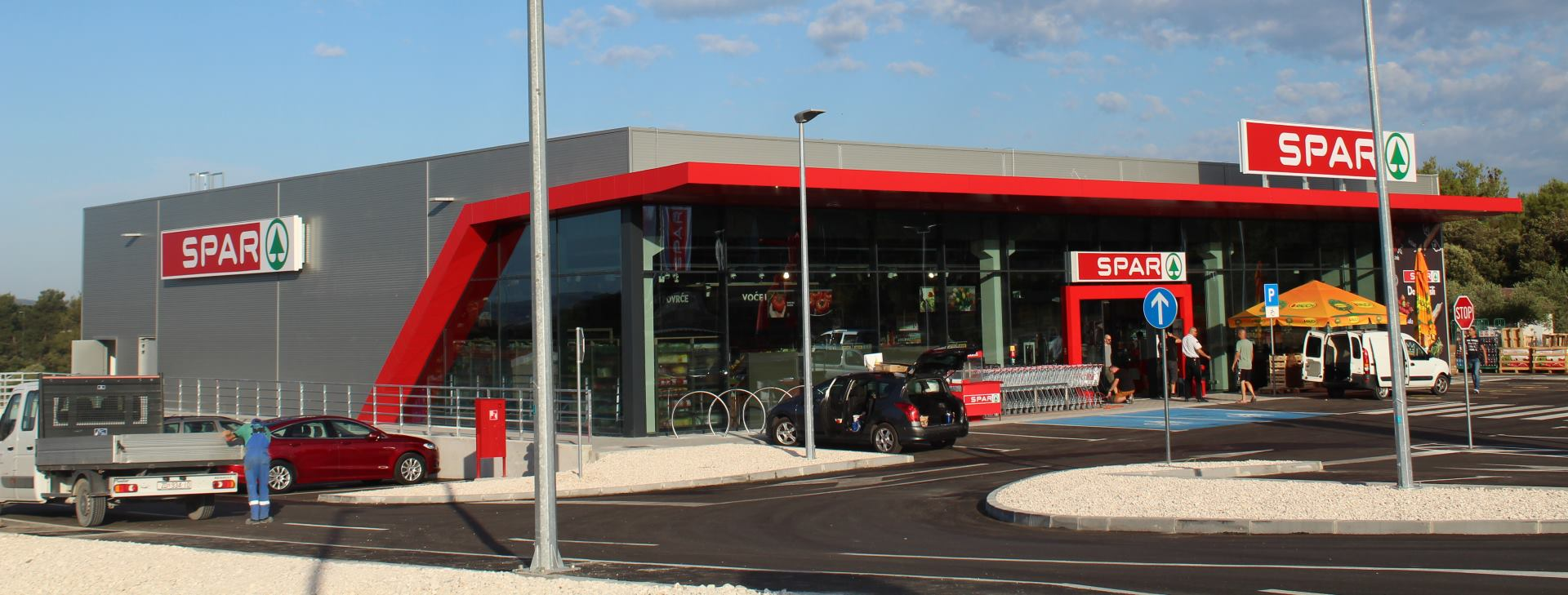 SPAR Hrvatska nastavlja sa širenjem prodajne mreže u Dalmaciji