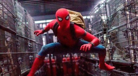 Traje produkcija filma 'Spider-Man: Far From Home'