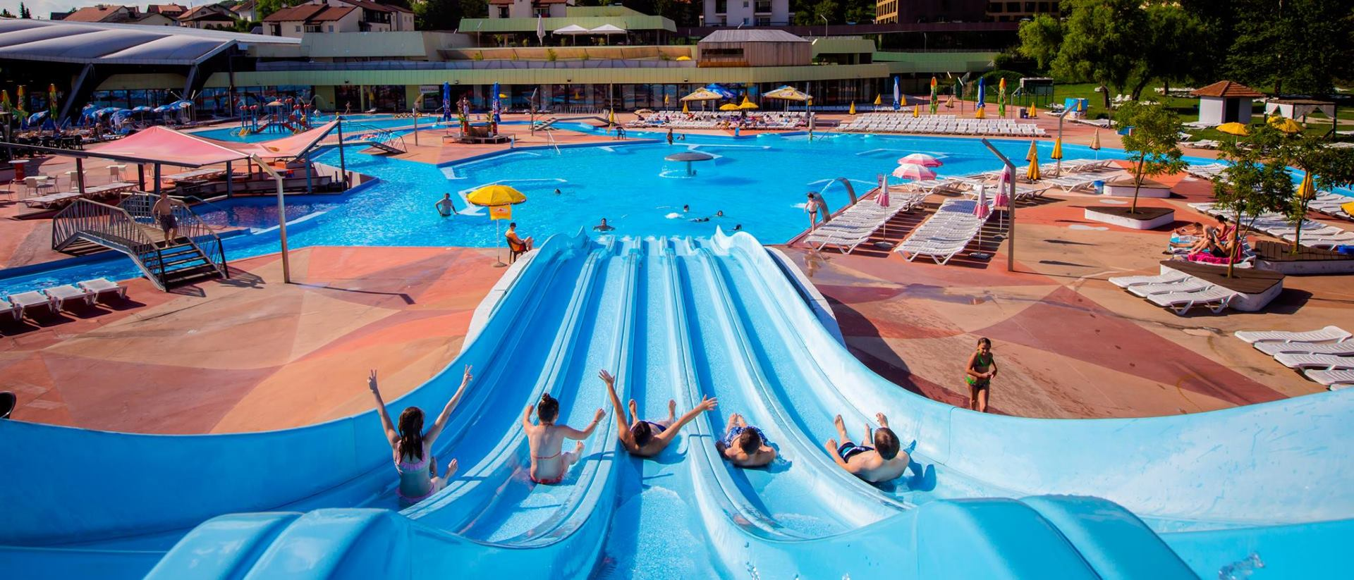 FOTO: Natali Dizdar i Marija Borić najavile Splash ljeto u Termama Tuhelj