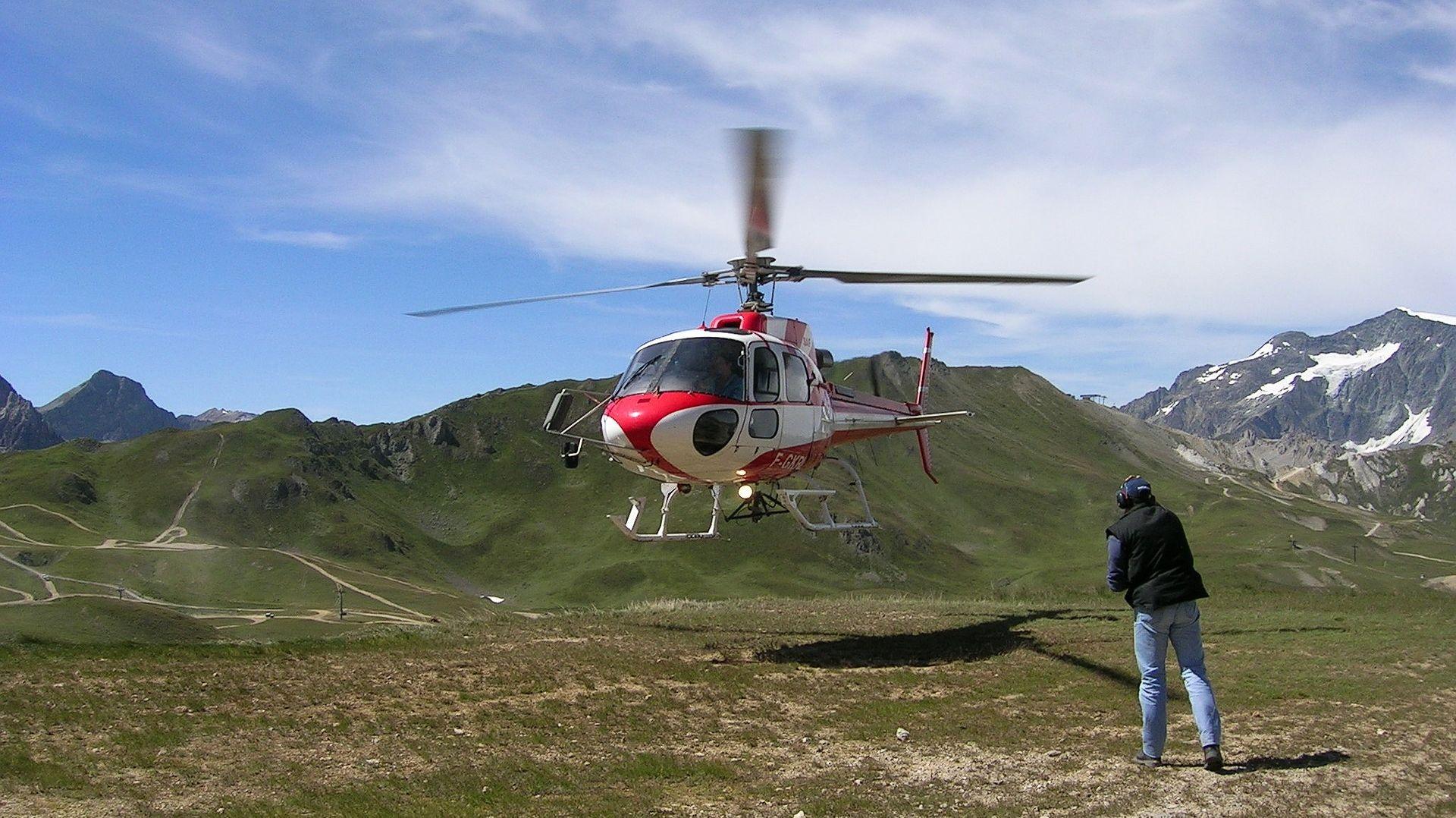 ALPE Puklo uže za spašavanje na helikopteru, dvije osobe poginule