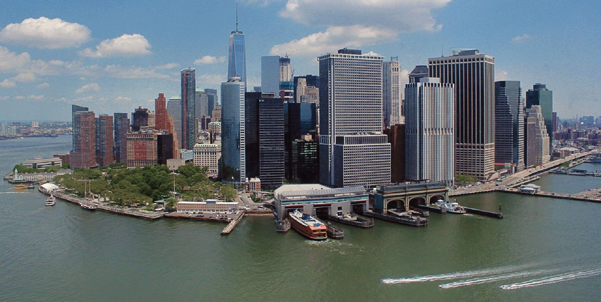 Dina Levačić preplivala krug oko Manhattana