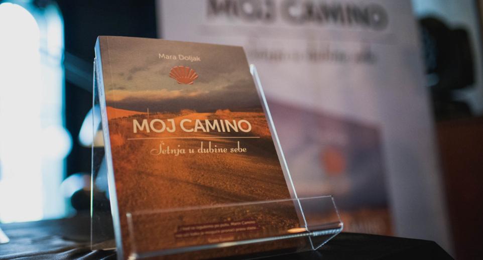 FOTO: Dođite na predavanje i predstavljanje knjige 'Moj Camino – Šetnja u dubine sebe'