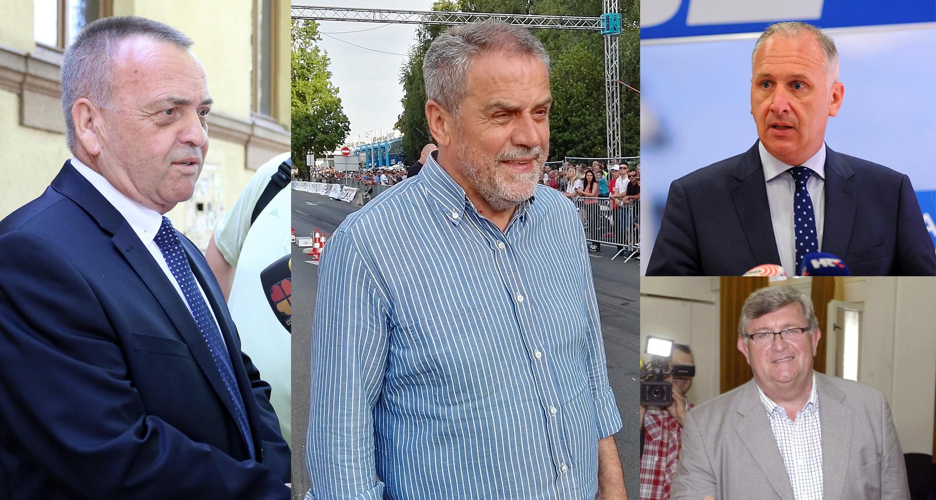 DIP Bandić, Opara, Vrkić i Obersnel na čelu velikih gradova
