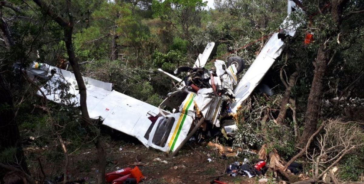 AKCIJA HGSS-A I VATROGASACA Na Malom Lošinju pao zrakoplov, dvije osobe teško ozlijeđene