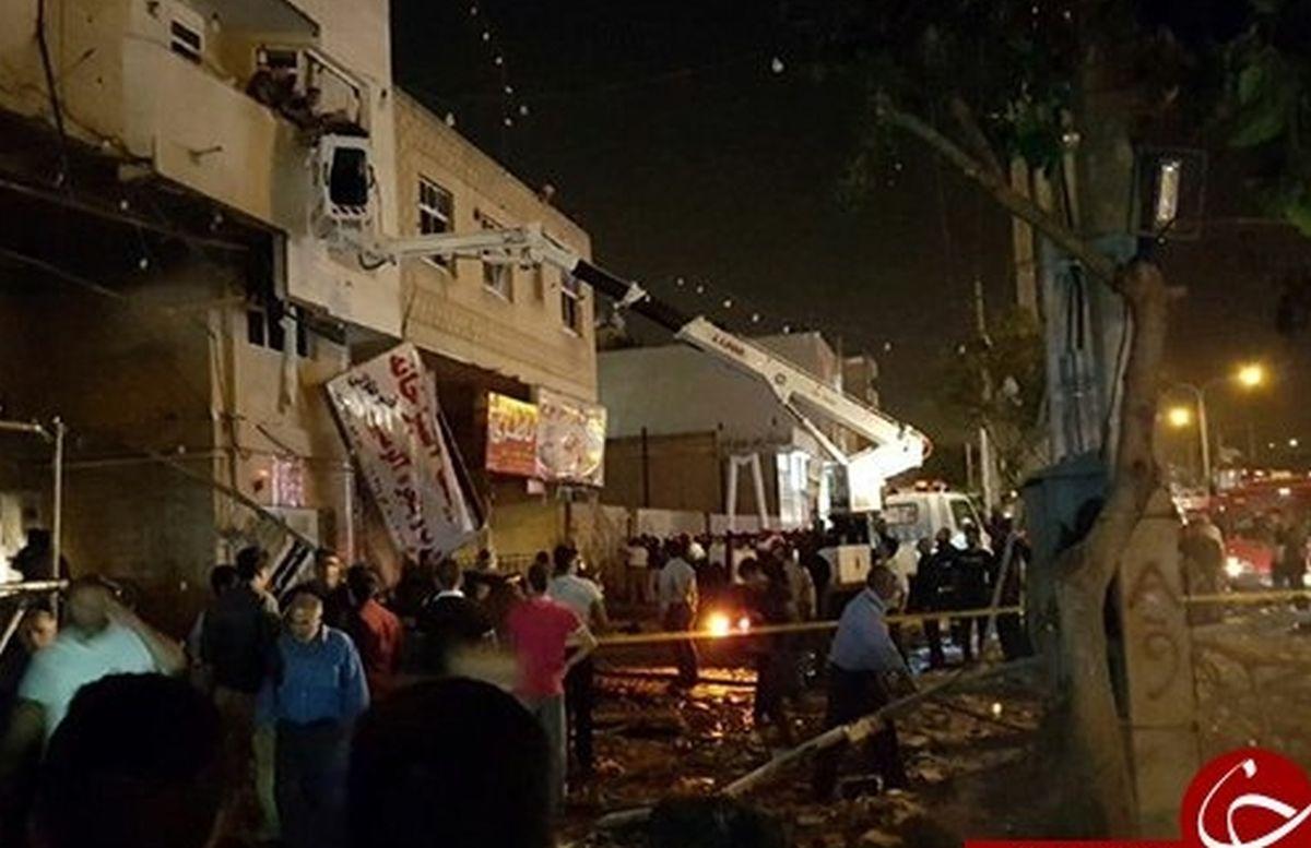 IRAN Eksplozija u trgovačkom centru, ozlijeđeno 37 osoba
