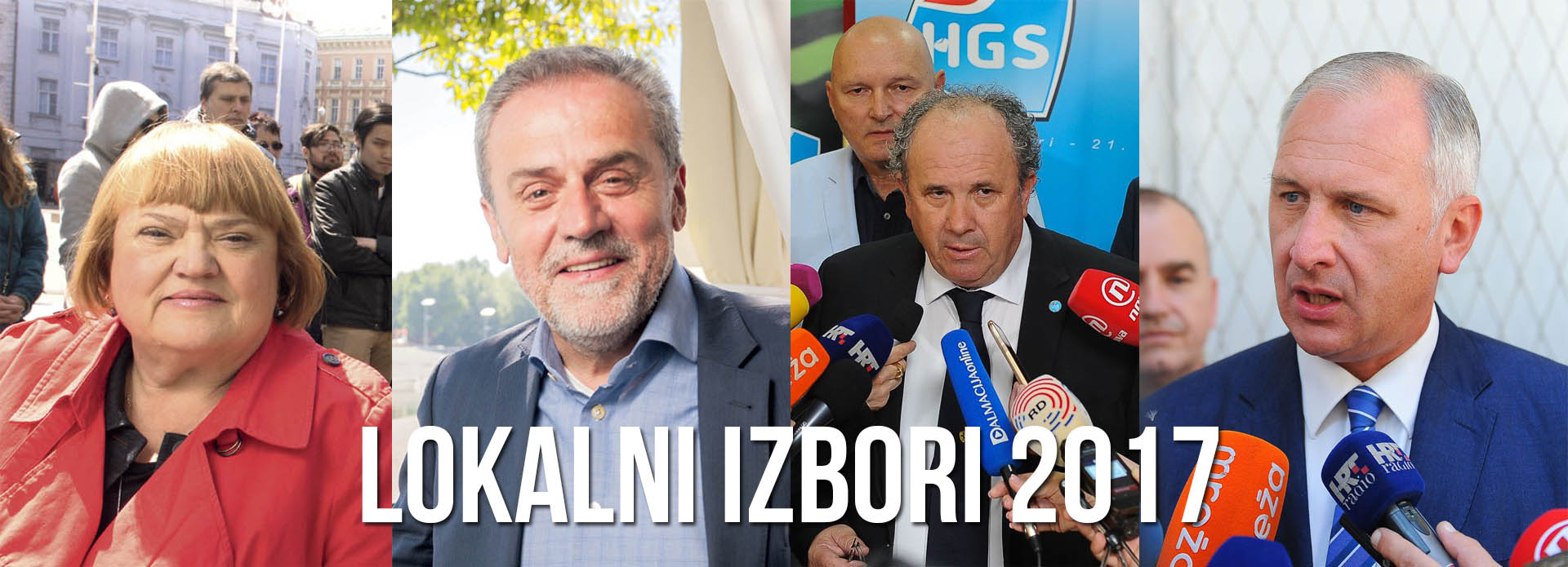 UŽIVO: PRVI REZULTATI IZ DIP-A Bandić povećao vodstvo, Opara prestigao Keruma