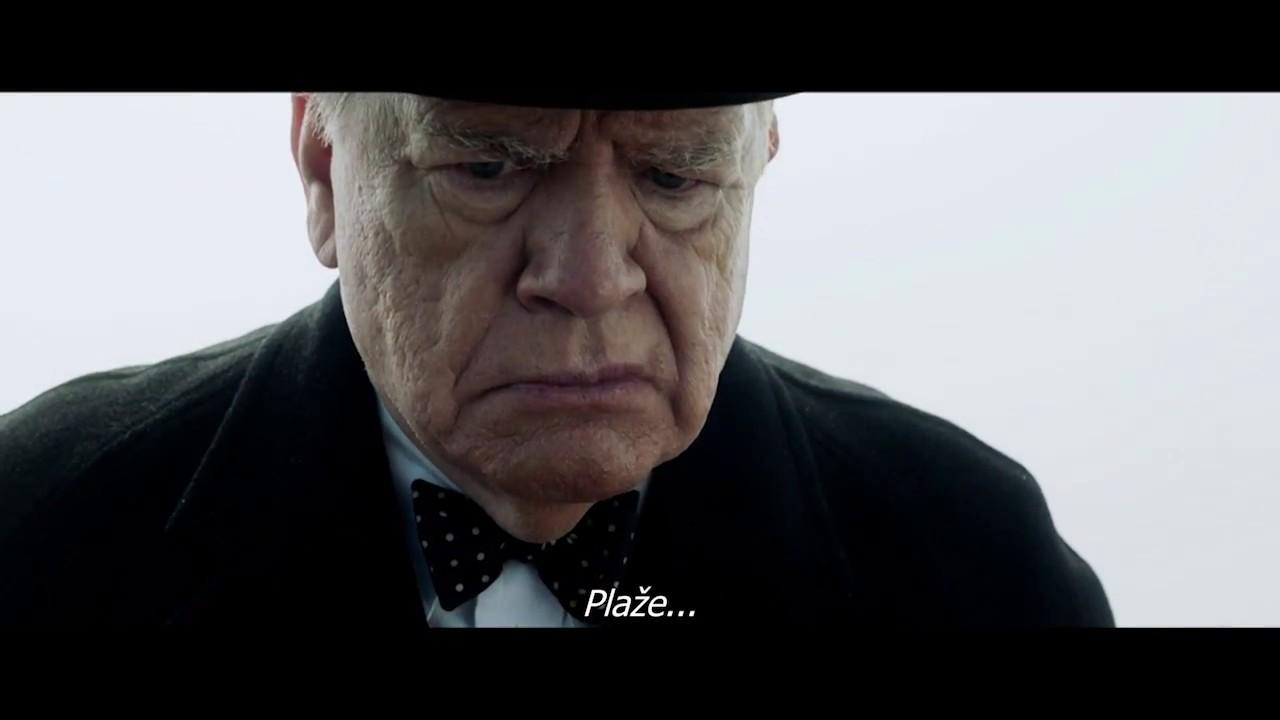 VIDEO: Britanski biografski film 'Chruchill' prikazuje se u kinima