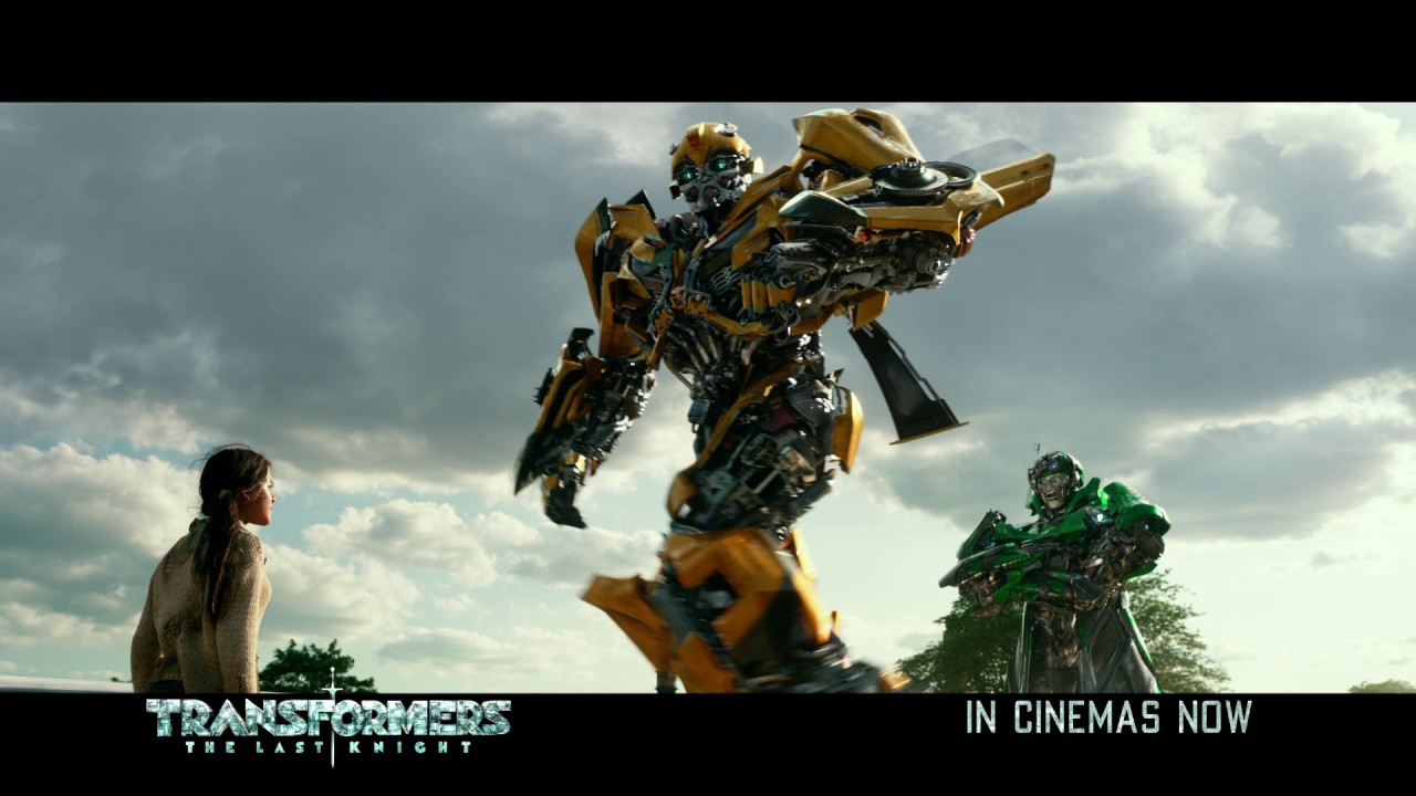 VIDEO: Traileri za film 'Transformers: The Last Knight'
