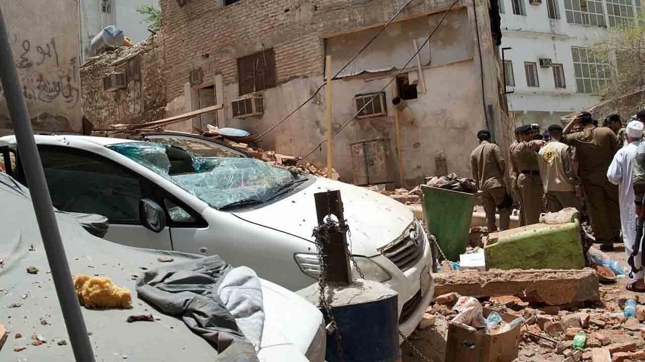 VIDEO: Jedanaest osoba ozlijeđeno u sprječavanju napada na džamiju u Meki