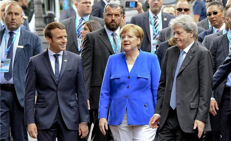 Njemačka, Francuska i Italija odbacile mogućnost novih pregovora o klimi